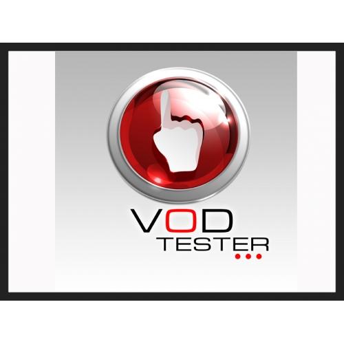 Logo Design for Video on Demand Tester