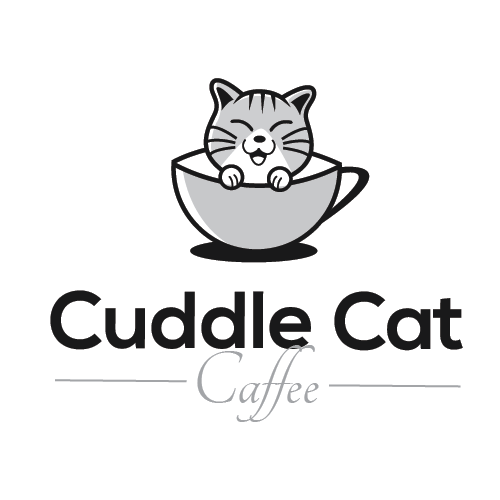 Logo for Cuddle cat
