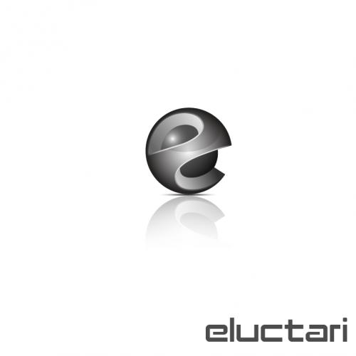 eluctari logo design