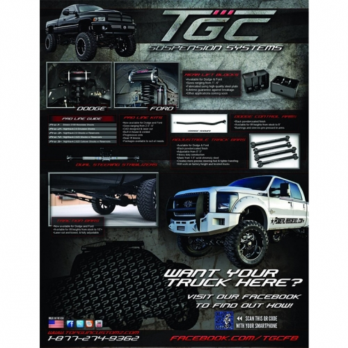 Diesel Power Magazine Full Page Article