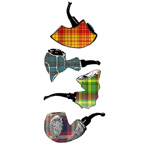 4 Kilted Pipes