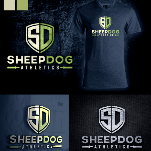 Sheepdog Athletics Logo