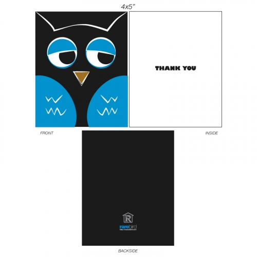 Card - thank you card