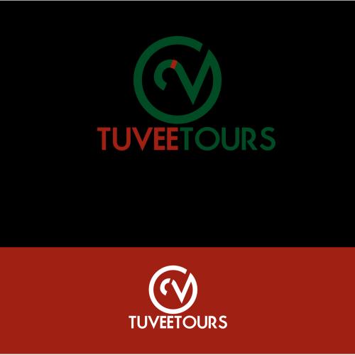 Logo design for Tuvee Tours