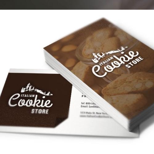 Italian Cookie Store logo