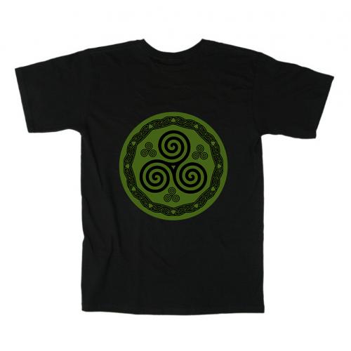 Celtic t shirt design