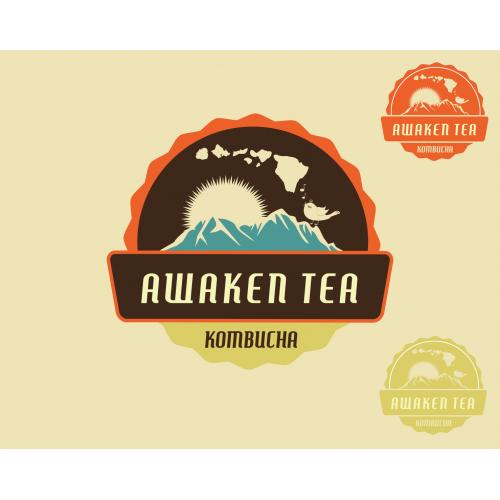 Awaken Tea Combucha