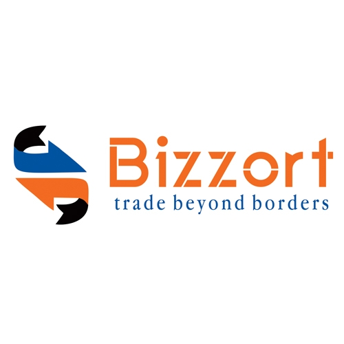 Bizzort Logo Design