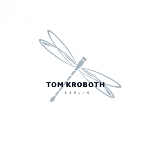 logo design for Tom Kroboth, Stylist
